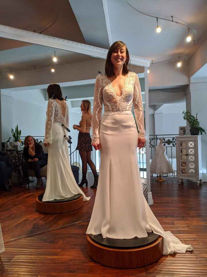 Total wedding dress panick - 1
