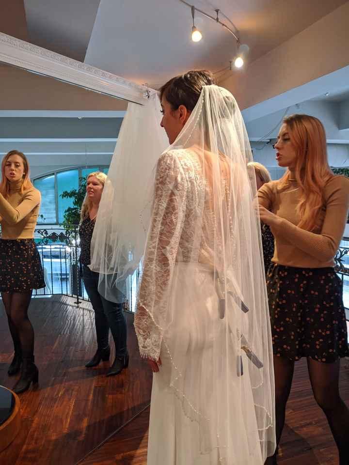 Total wedding dress panick - 2