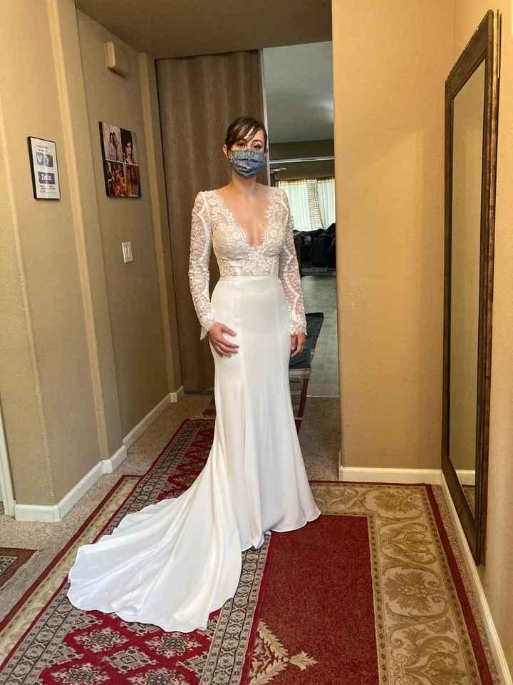 Total wedding dress panick - 3