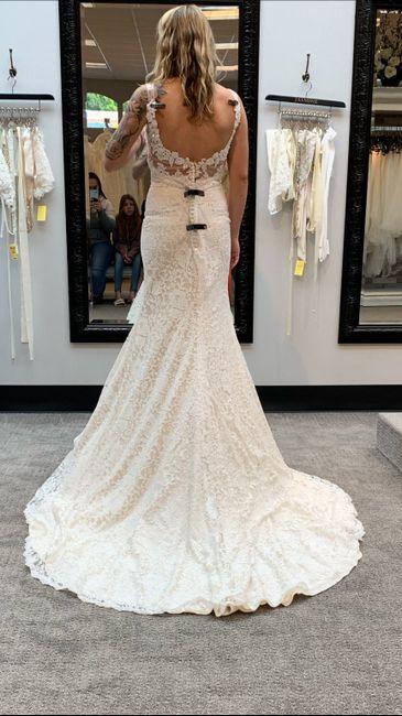 i said yes to the dress! 8
