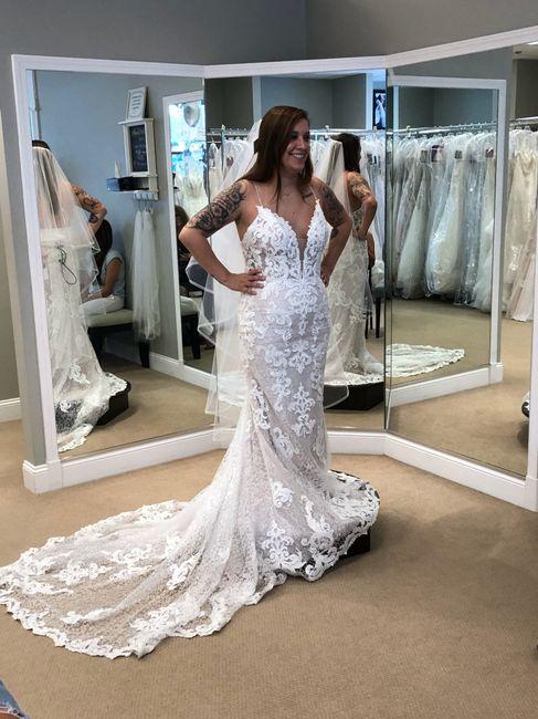 i said yes to the dress! 2