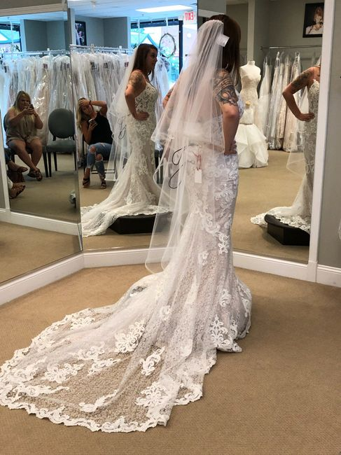 i said yes to the dress! 3
