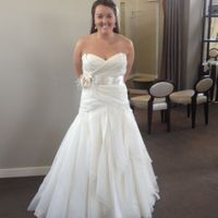 Show me your wedding dresses!