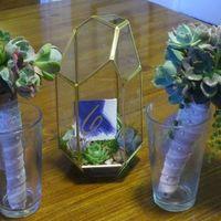 Centerpieces & Bouquet