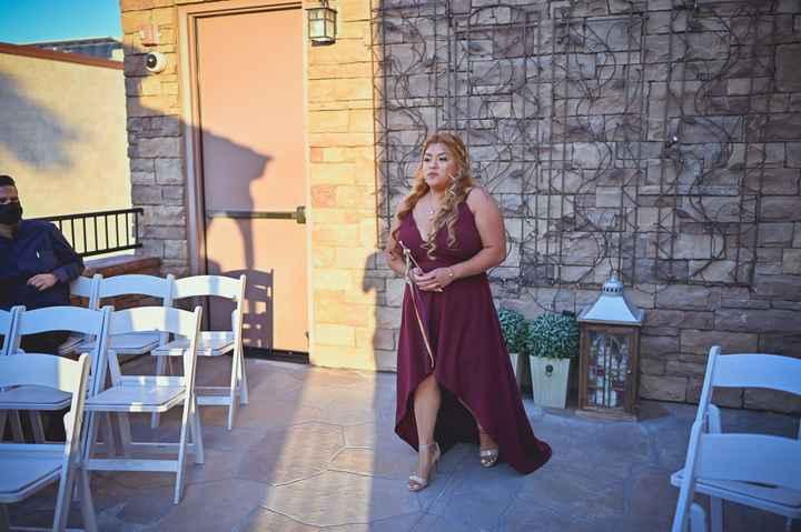 Bridesmaid/groomsman Walk 3