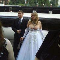 Ugly Celebrity Wedding Dresses