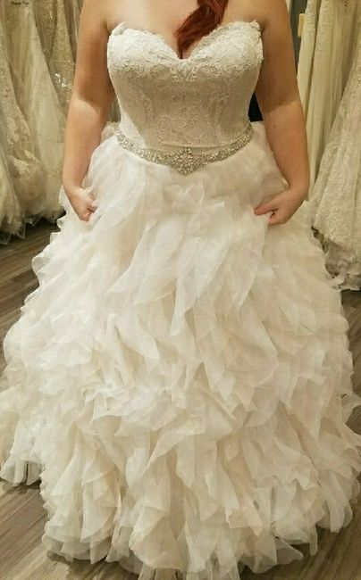Show me your dresses! 1