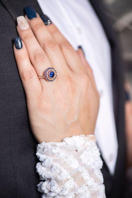 🗣 Rose Gold Rings 6
