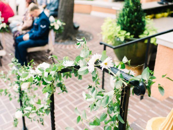 Outside wedding 9
