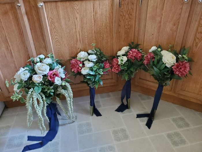 Not hiring florist - 1
