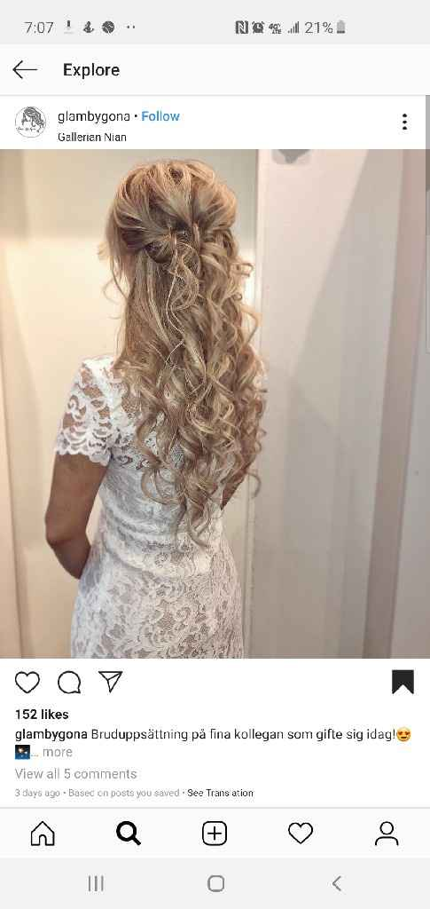 Your wedding hairstyle - 4