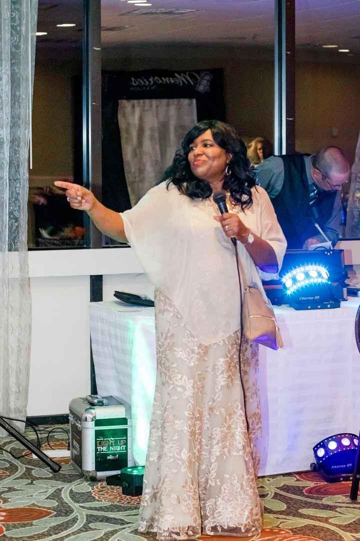 10/19/2019 GATLINBURG, TN- RECEPTION MOTHER OF THE BRIDE