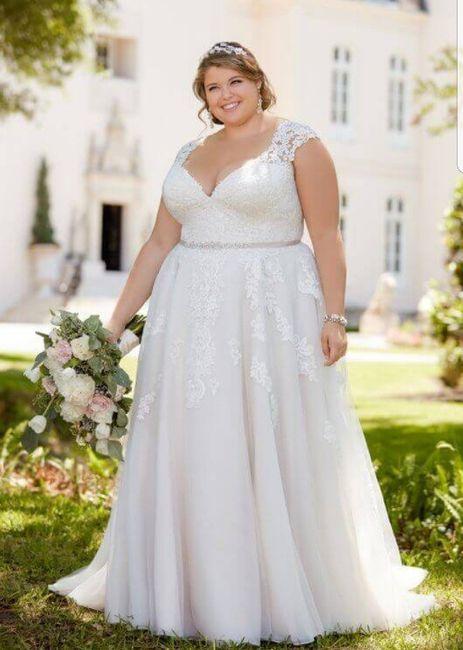 Short Fat Bride Weddings Dress Help Needed Weddings Wedding