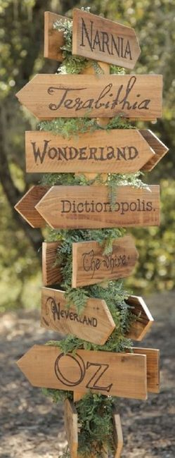 diy Enchanted Forest Themed Wedding Decorations 15