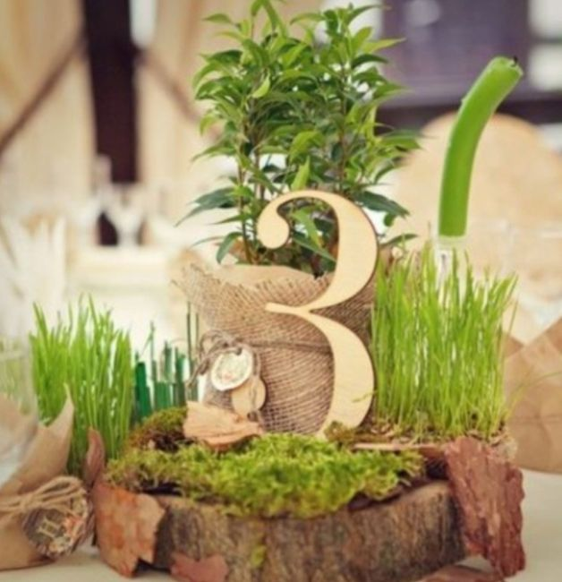 diy Enchanted Forest Themed Wedding Decorations 17
