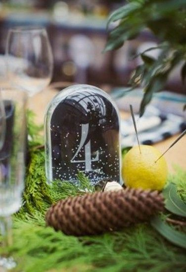 diy Enchanted Forest Themed Wedding Decorations 18