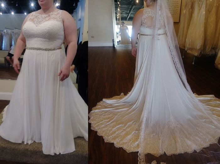 Let's see your dresses! 9