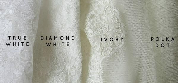 Dress Listed as Ivory---but It's not Ivory 6