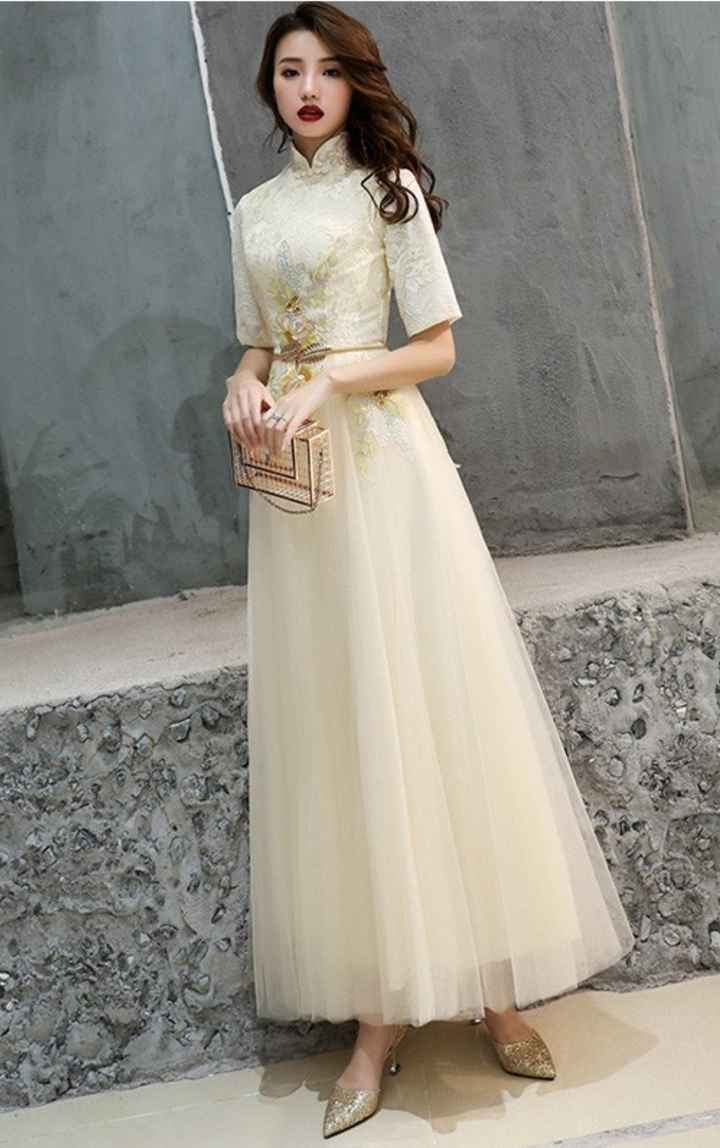 Traditional or Modern dress? 6