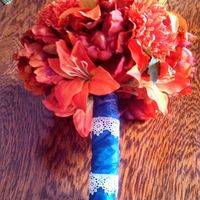 My DIY flowers (Somewhat pic heavy) & the centerpieces