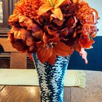 Vases for Bouquets & part of the BM gifts!