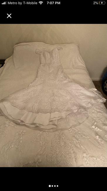 Mermaid/trumpet wedding gowns! 26