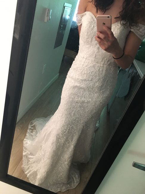 Feeling Down, Show me your dresses on you 18