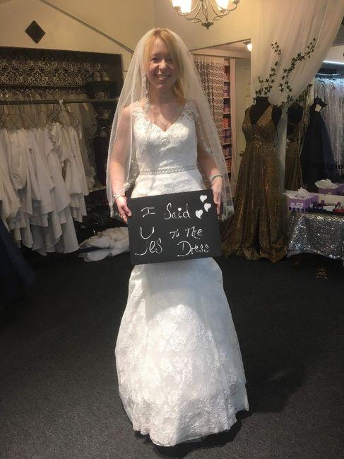 Ladies Getting Married in June- Let's See Those Dresses! 🌸❤🌸 5