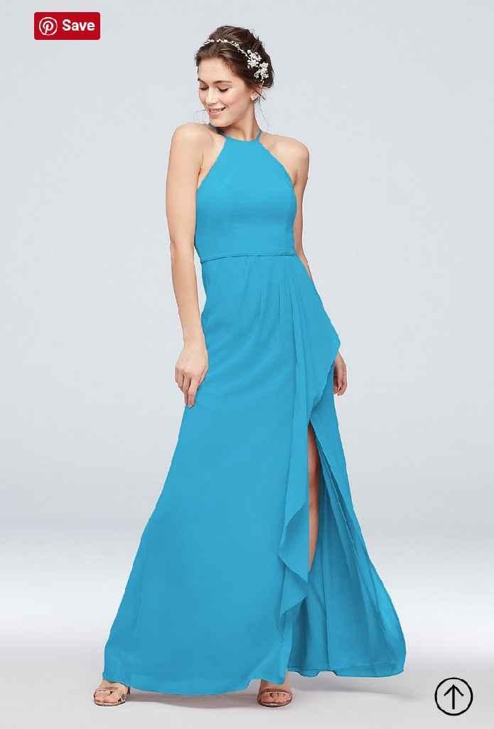 Bridesmaids dresses - 2
