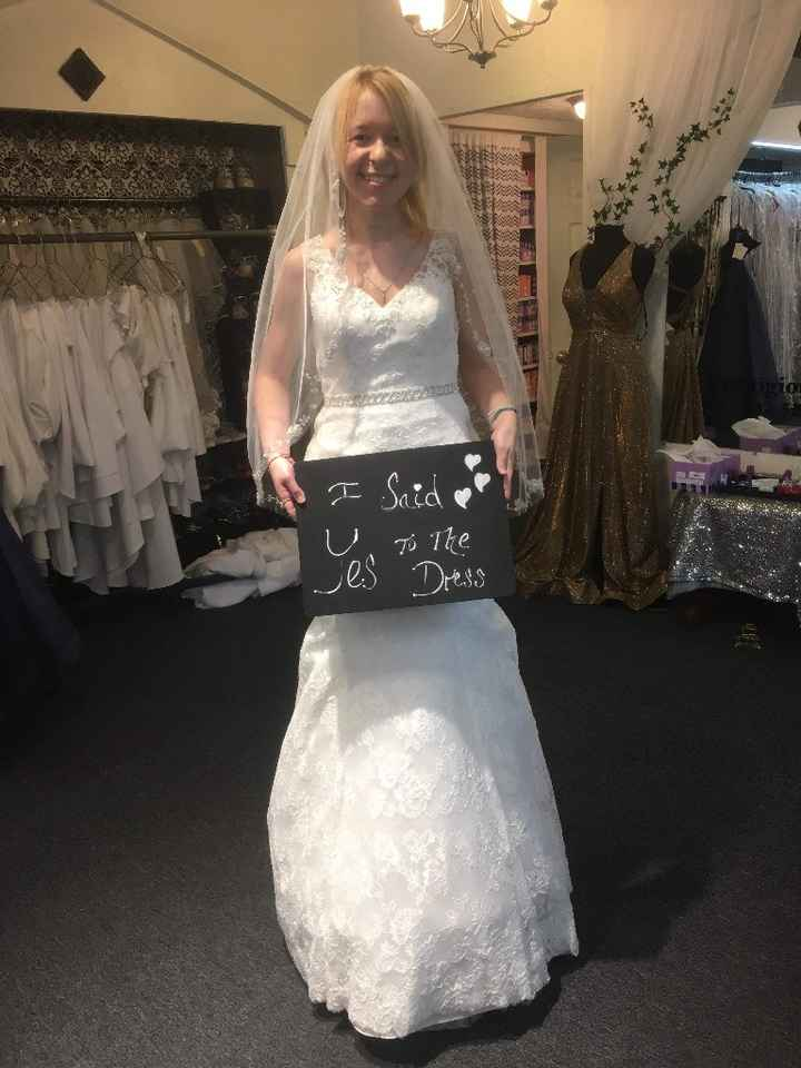 Ladies Getting Married in June- Let's See Those Dresses! 🌸❤🌸 - 1