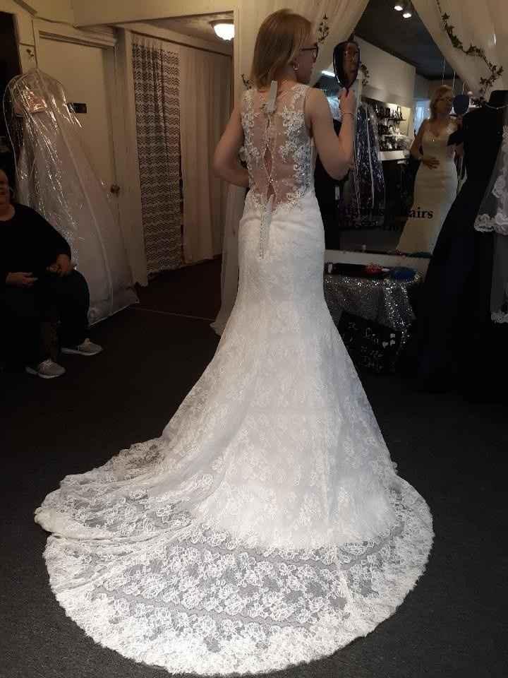 Ladies Getting Married in June- Let's See Those Dresses! 🌸❤🌸 - 2