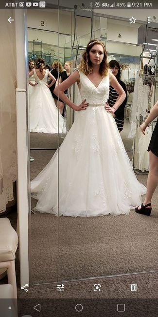 Princess Ball gown 2