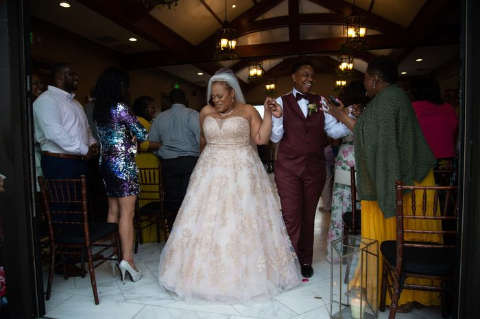 Share your recessional photo! 😊 22