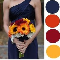 Fellow fall brides what's your color scheme!