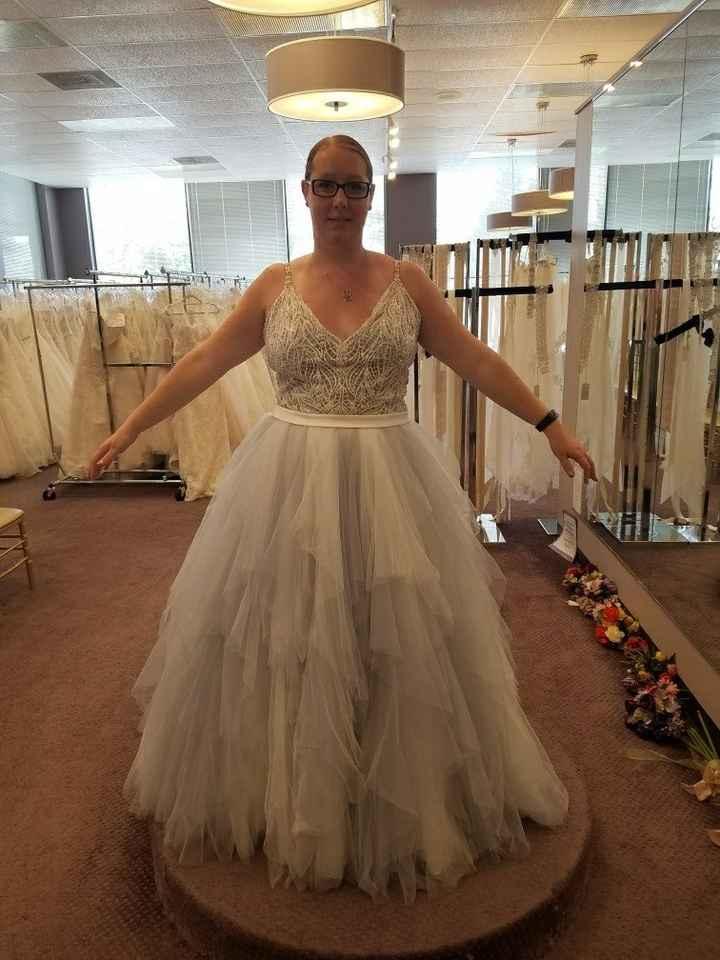 Plus Size Brides! Dress shopping experiences