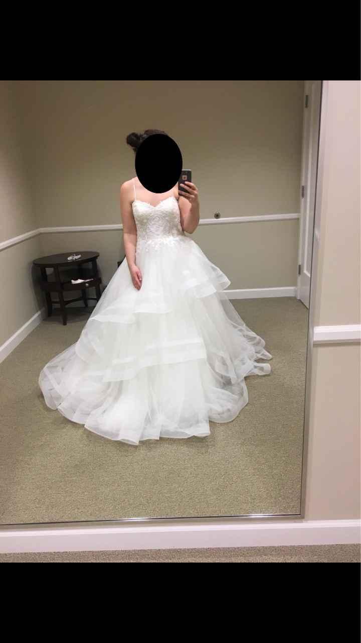 Dress Shopping - 1