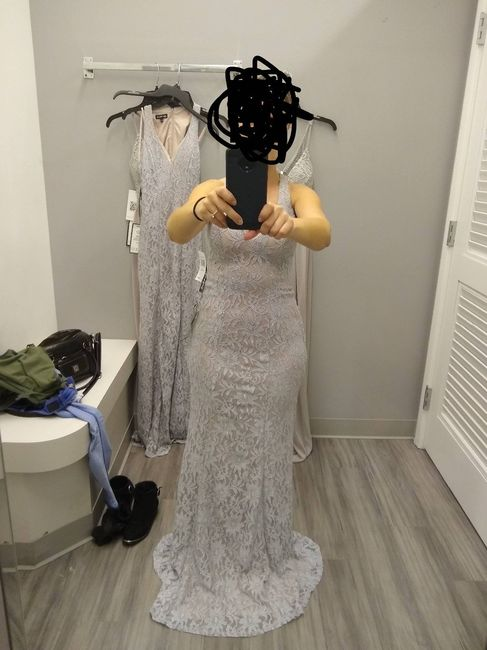 a dress not like the others... 2