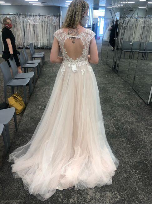 Dresses from David's Bridal 17