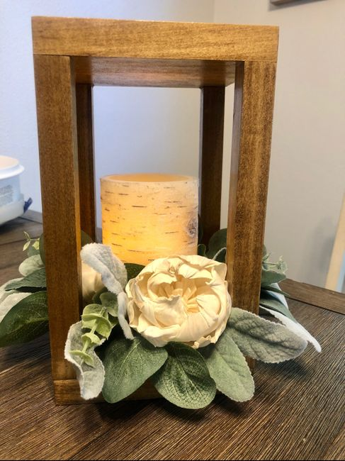 diy Reception Centerpieces!! What do you think?! 1