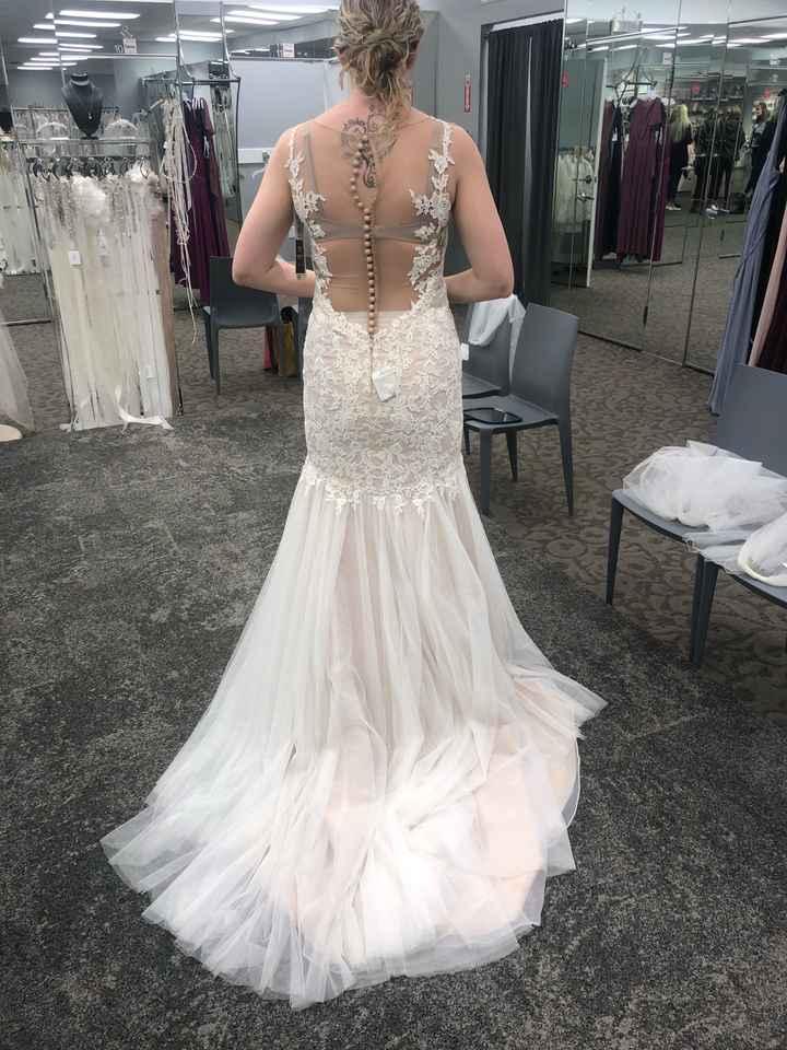 Winter wedding... not winter dress - 1