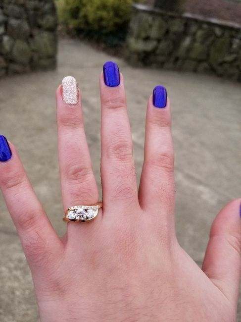 Just Got My Engagement Ring!! - 2