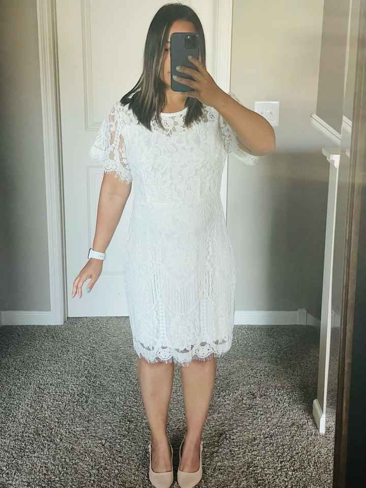 Bridal shower and rehearsal dinner outfits - 2