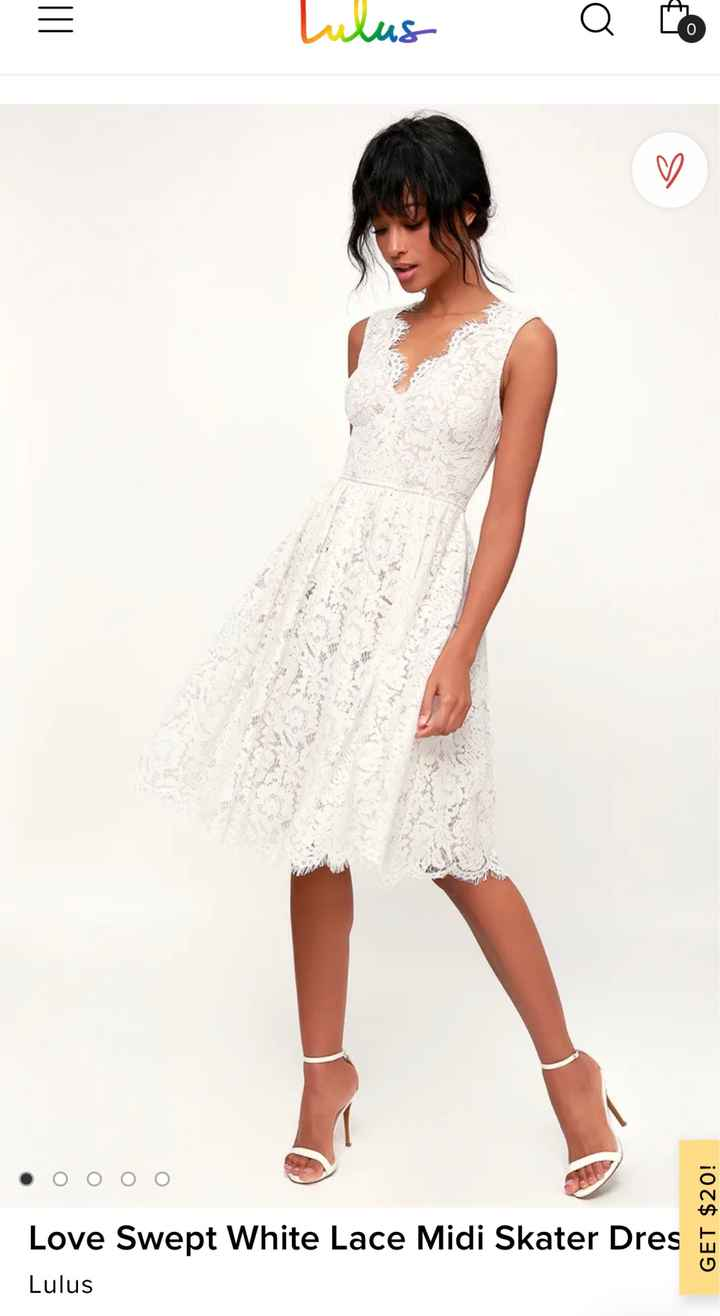 What will you wear for your bachelorette/hens/shower? - 1