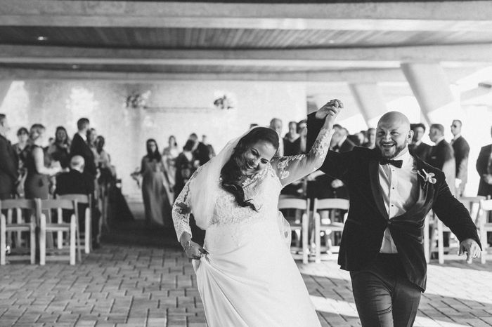 Share your recessional photo! 😊 34
