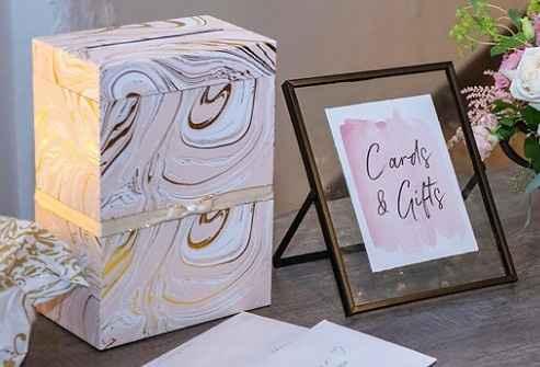 Anyone make their own card box? - 1