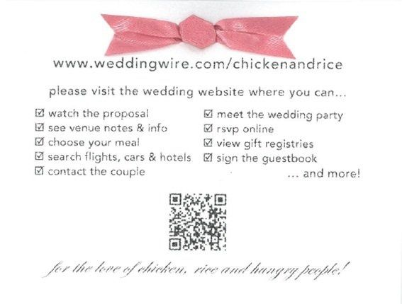Response Cards Mail In Vs Online Weddings Etiquette And Advice