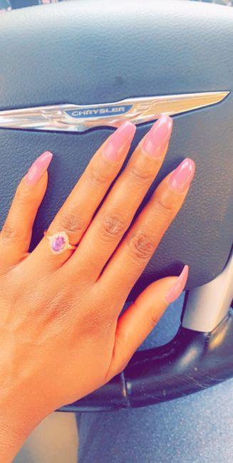 Sapphires as wedding rings! 8