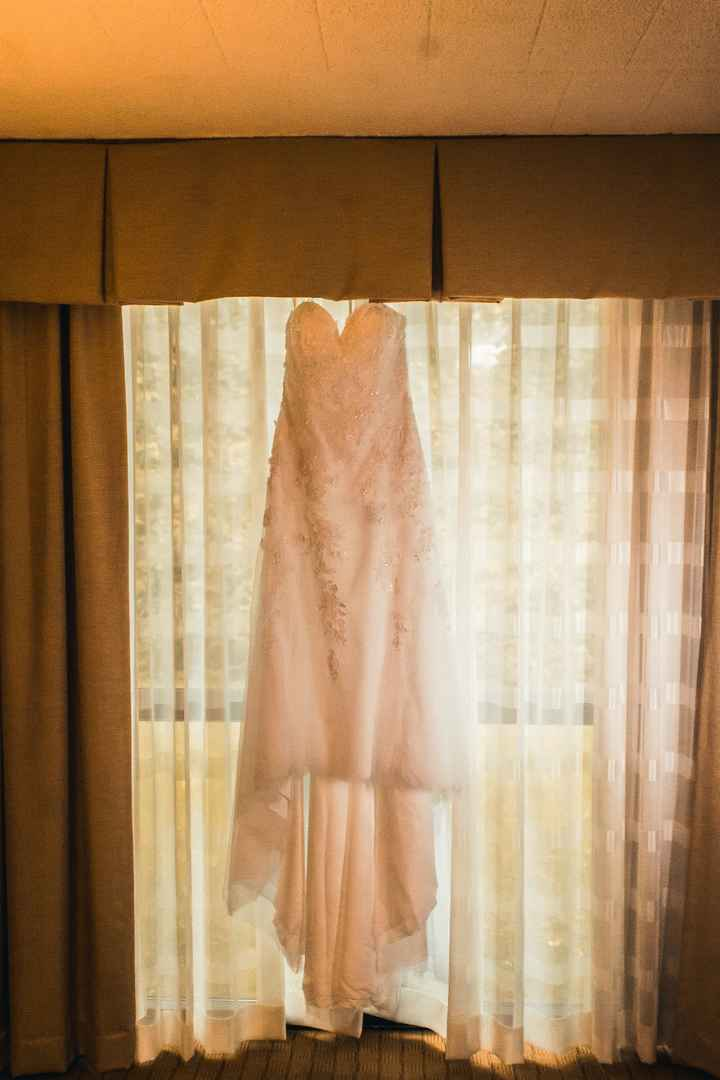 What to do with the wedding dress after your weddinf - 1
