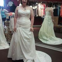 Show me your taffetta dresses!