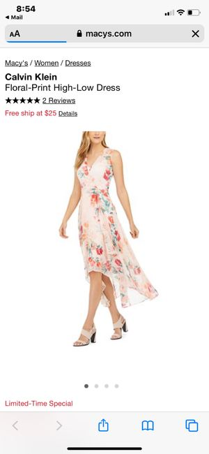 Bridal Shower dresses.. let me see Them! 12